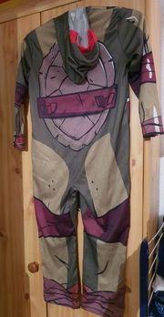 Turtel kostüm