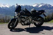 Motorrad Yamaha FZ6-N