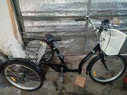 Neuwertige Dreirad Senioren rad Extra