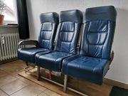 Flugzeugsitze - Delta Airlines - 3er Sitzreihe