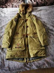 Dolomite Daunen Jacke mit echtfell