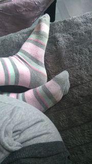 Suche ihre Socken