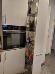 Hochwertige Küche mit Elektrogeräte