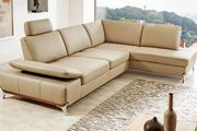 Sofa ecksofa echt Leder