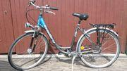 Hochwertiges 7-Gang Marken Rad Citybike