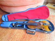 schöne Geige von A F