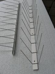 5 Meter Taubenabwehr Taubenspikes Edelstahl