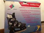 Eishockey Schlittschuhe Größe 45