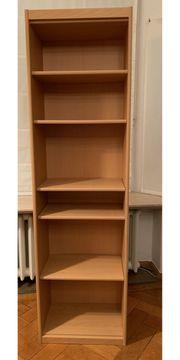 Regal Bücherregal 193 cm hoch