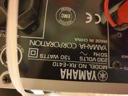 Stereoanlage Yamaha RX E-410 mit