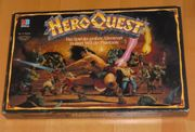 Hero Quest Grundspiel und 2
