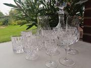 Nachtmann Bleikristall-Gläser Serie Patrizia