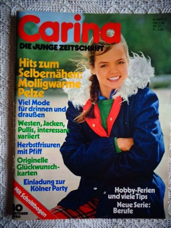 Vintage - Carina - Schnittmusterheft 1 00