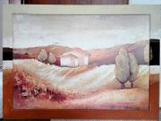 Landschaft Kunstdruck von Semenora in