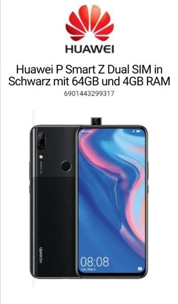 Zu verkaufen HUAWEI P smart