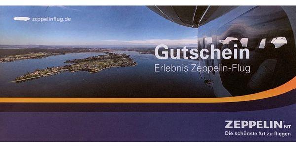 Zeppelin Rundflug Bodensee