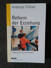 Reform der Erziehung - Impulse des