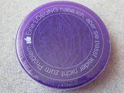 Büroklammern in Dose violett original-verschweißt