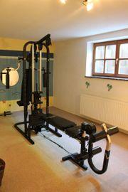Multi-Fitness-Center Fitnessbank