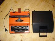 Elektrische Schreibmaschine Olympia Monica Electric