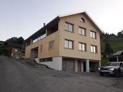Fassade Schirm Wechselfalz Ferienhaus Riedhütte