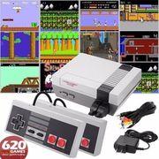 Retro Videospielkonsole inkl 620 Spiele