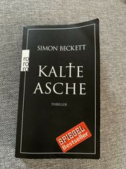 Kalte Asche - Simon Beckett