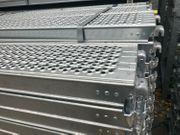 Stahl Gerüst 180 qm 15x12m -