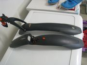 X-Blade Shock-Blade Spritzschutz-ZKZ -für MTB