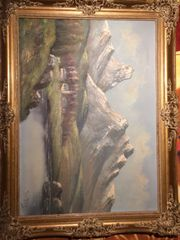 Bild Landschaftsmalerei Ölgemälde