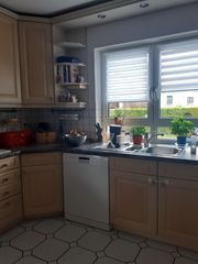 Küche U-Form Landhausstil