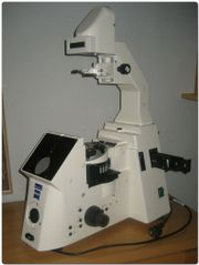 Carl Zeiss Mikroskop Axiovert 200