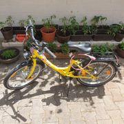 Mädchen Fahrrad 20 Zoll 2