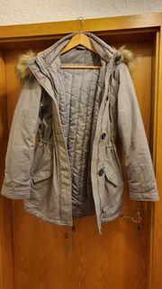 Winterparka Gr 44 nie getragen