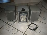 Stereoanlage mit CD Aiwa XR-M131