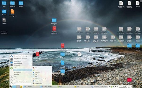 Biete einfache Linux-Hilfe an