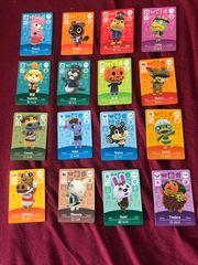 Animal Crossing Karten Serie 2-4