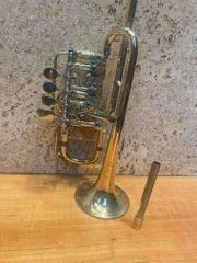 Scherzer 8111 piccolo trompete
