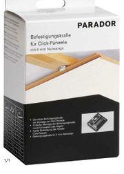 Parador Profilklammern K400 - 13 Pack