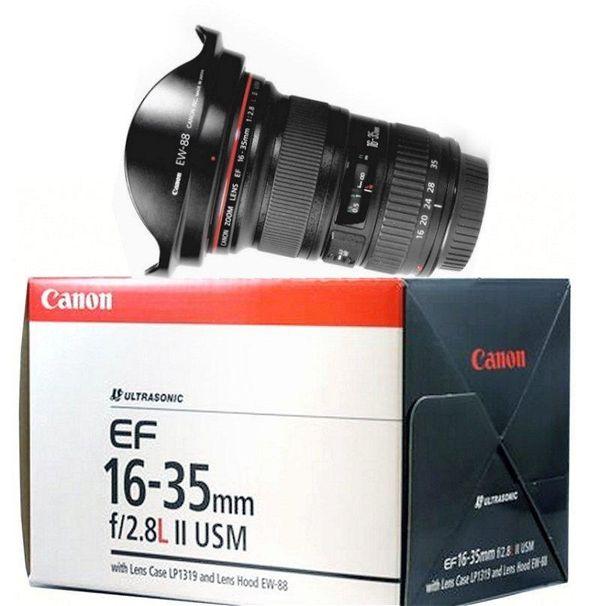 Canon Objektiv EF 16-35mm f/2. 8L II USM OVP TOP Zustand