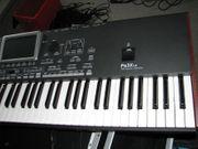 KORG Pa3X Le 76er Tastatur