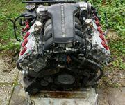 Audi RS6 4F V10 Motor