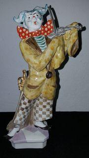 Meissen 60465 Figur Clown mit