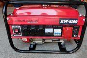 Stromerzeuger 2500 W nagelneu unbenutzt