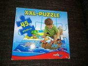 Puzzle mit großen Teilen 45