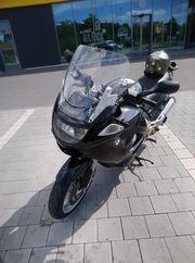 Motorrad guter gebrauchter Zustand