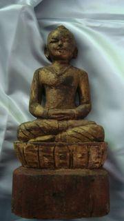 ANTIKE BUDDHA-SKULPTUR BUDDHA AUS MYAMAR