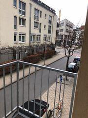 15qm Zimmer mit eigenem Balkon