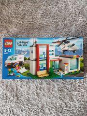 LEGO 4429 City - Helikopter Rettungsbasis -