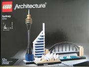 Sydney - Lego Architektur NEU OVP